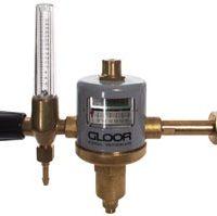 Ρυθμιστής (Μανόμετρο) Διοξειδίου