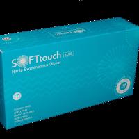 Γάντια Νιτριλίου χωρίς πούδρα Soft Touch