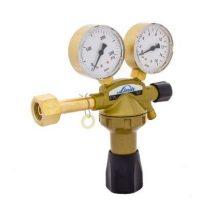 Ρυθμιστής πίεσης Μανόμετρο αζώτου 10 BAR
