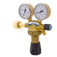 Ρυθμιστής πίεσης Μανόμετρο οξυγόνου 10 BAR
