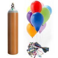 Φιάλη Ήλιον Balloon Gas