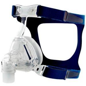 Ρινική μάσκα CPAP SEFAM απαλής σιλικόνης
