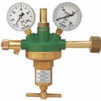 Ρυθμιστής μειωτήρας Αζώτου υψηλής πίεσης 0-60 Bar Gloor