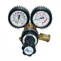 Ρυθμιστής πίεσης αζώτου υψηλής παροχής 0-40 bar San O Sub